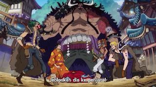 One Piece Episode 916 Subtitle Indonesia