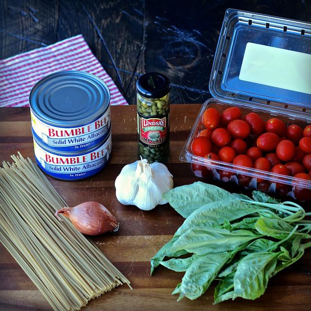 #OnlyAlbacore #BumbleBeeTuna #CG #Pasta #TheFoodiePhysician