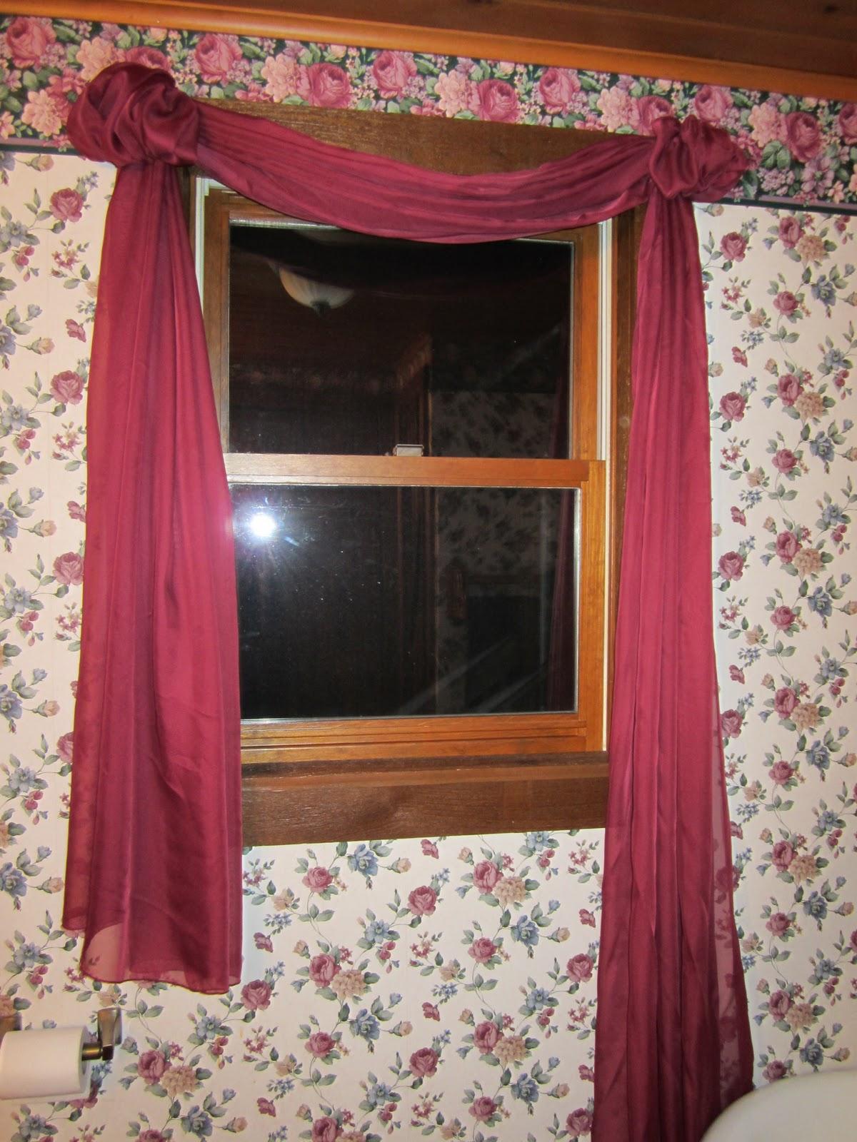 True Hope And A Future No Hardware Window Treatments