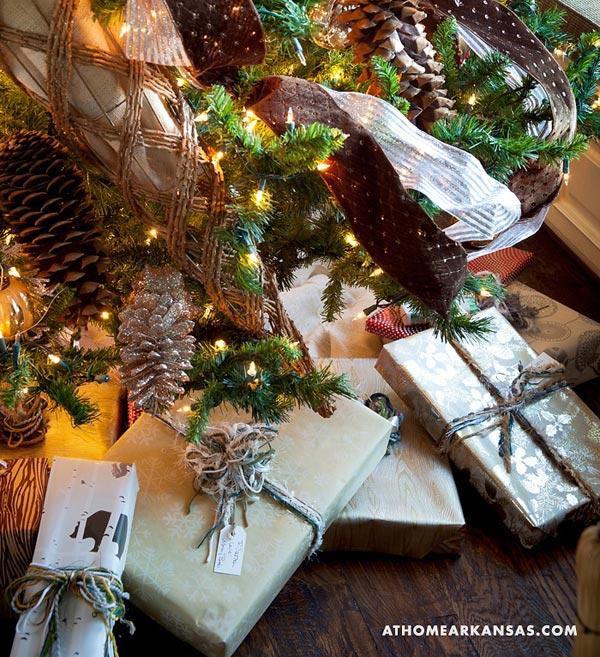 Советы дизайнеров. Рождество в рустикальном стиле
