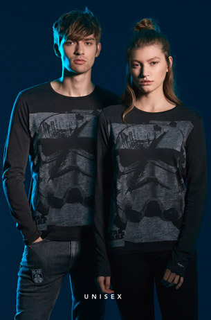 Star Wars Pepe Jeans colección unisex