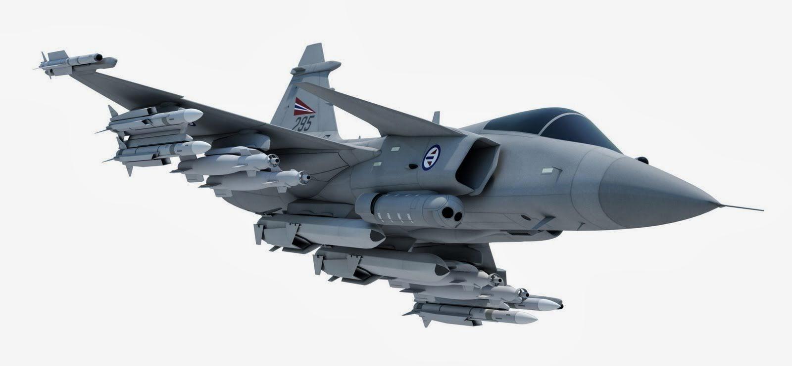 Saab JAS Gripen. image: en.mercopress