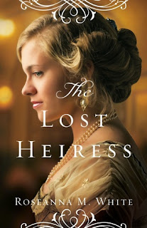 Cover Love: The Lost Heiress-Roseanna.M.White