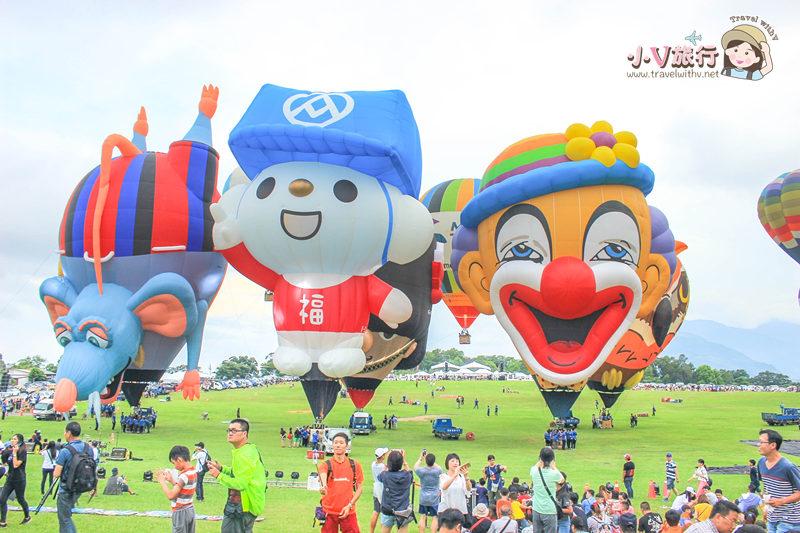 2019台東鹿野高台國際熱氣球嘉年華aTravelwithV 2020台東鹿野高台國際熱氣球嘉年華