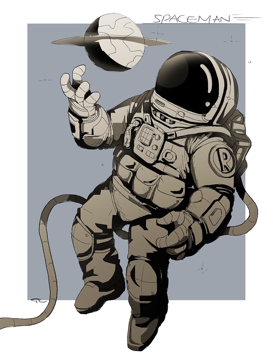[Image: SpaceMan.jpg]