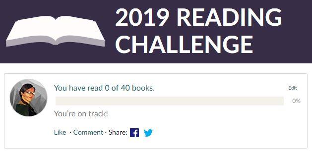 Rurouni Jenni Reads: My 2019 Book Blogging Plans
