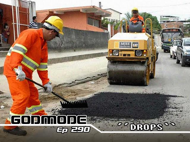 GODMODE 290 - DROPS