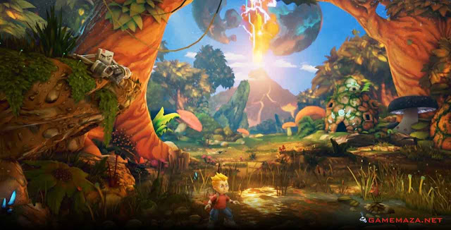 Rad Rodgers World One Gameplay Screenshot 2