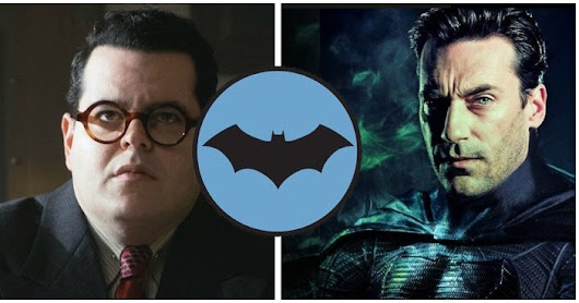 Josh Gad Wants To Be The Penguin to Jon Hamm's Batman!