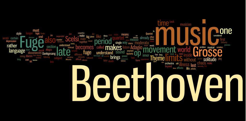 Beethoven essays maynard solomon