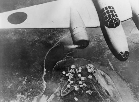 14 September 1940 worldwartwo.filminspector.com Japanese bomber Chungking China