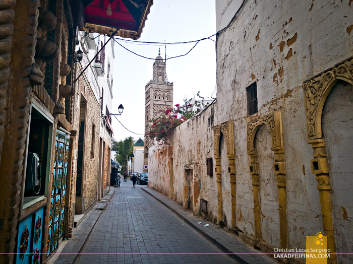 Casablanca 4 Day Itinerary Medina