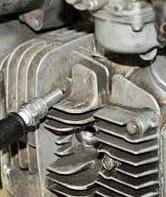 Cek Kerusakan Motor ( Ruang Bakar )