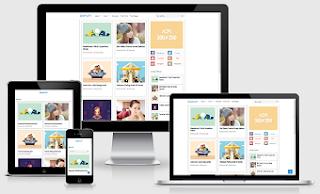 Template turut berperan penting dalam mempengaruhi RKT Google AdSense