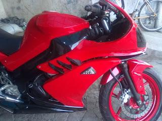 Acong Modifikasi Motor Bandung