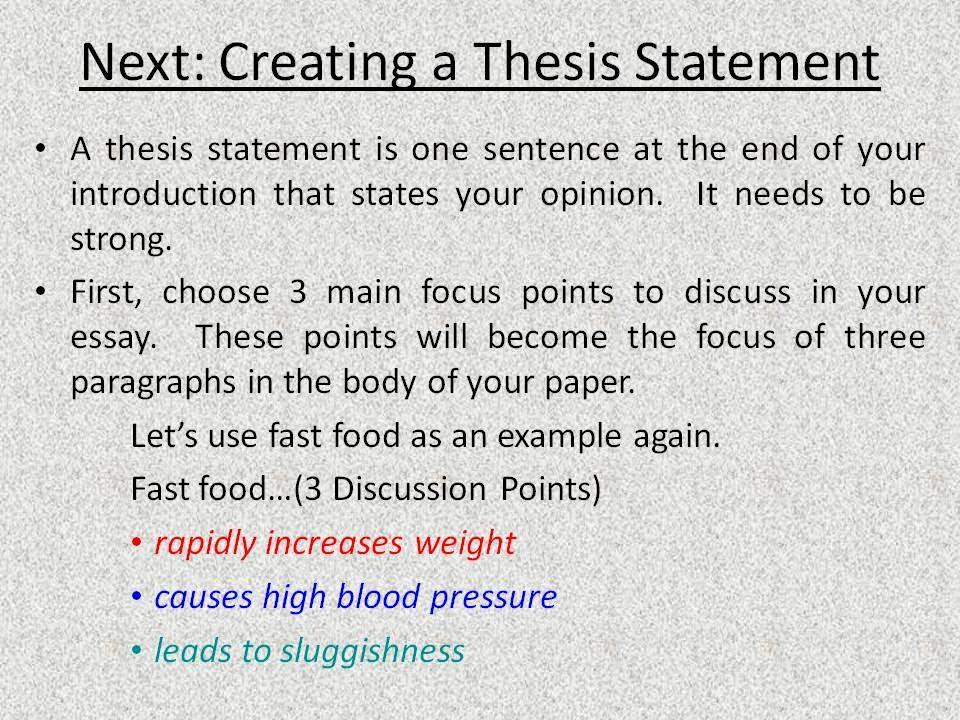 Essay delvery methods