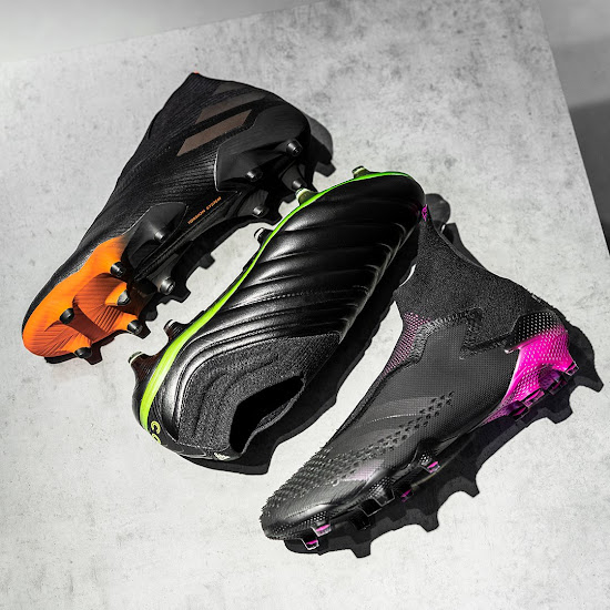 chupar Pasado jugador  Stealth Designs: Adidas Darkmotion 2020 Boots Pack Released - Next-Gen X  Ghosted Missing - Footy Headlines