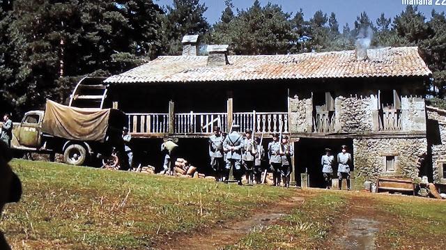 Laberinto del Fauno - San Rafael - Alfonsoyamigos