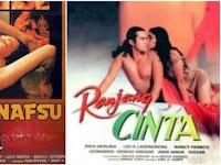 Deretan 11 Poster Film Dewasa Indonesia Tahun 80an Ini Vulgar Banget, Judulnya Bikin Panas Dingin Saking Hotnya