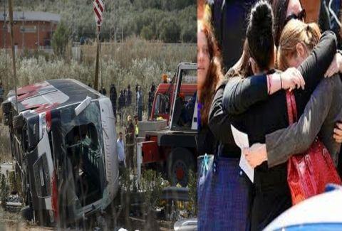 Τραγική ειρωνεία: Τι είχε συμβεί ακριβώς έναν χρόνο πριν το θανατηφόρο τροχαίο στην Ισπανία που είχε σοκάρει το Πανελλήνιο;