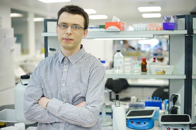 dr Tomasz Rygie - fot. Michał Jędrak