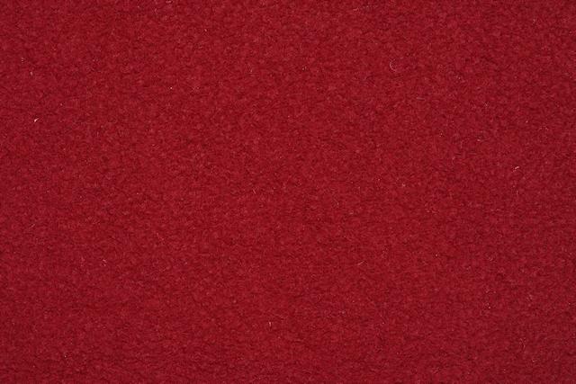 Fabric, Red, Felt, Texture, 3888 x 2592