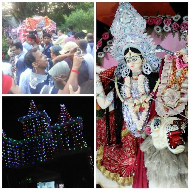 देपुरा गांव में 30 वर्षों से हो रहा है दुर्गा पूजा का आयोजन, मिथिला का पाग है आकषर्ण का केंद्र