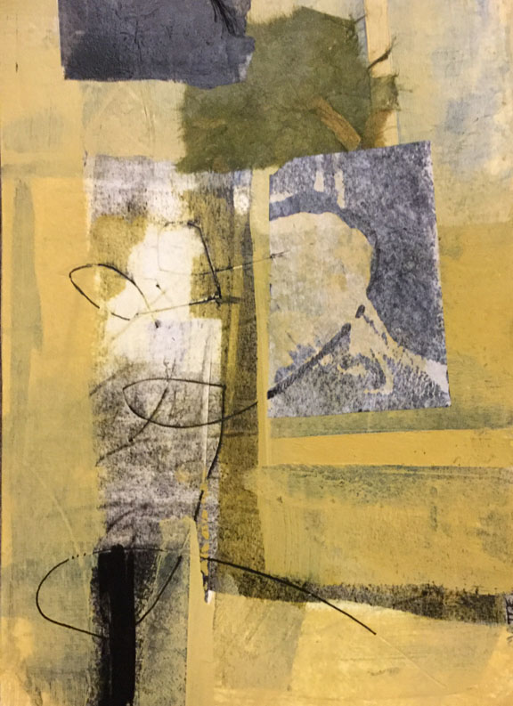collage journeys: Student work from Art and Soul in Portland