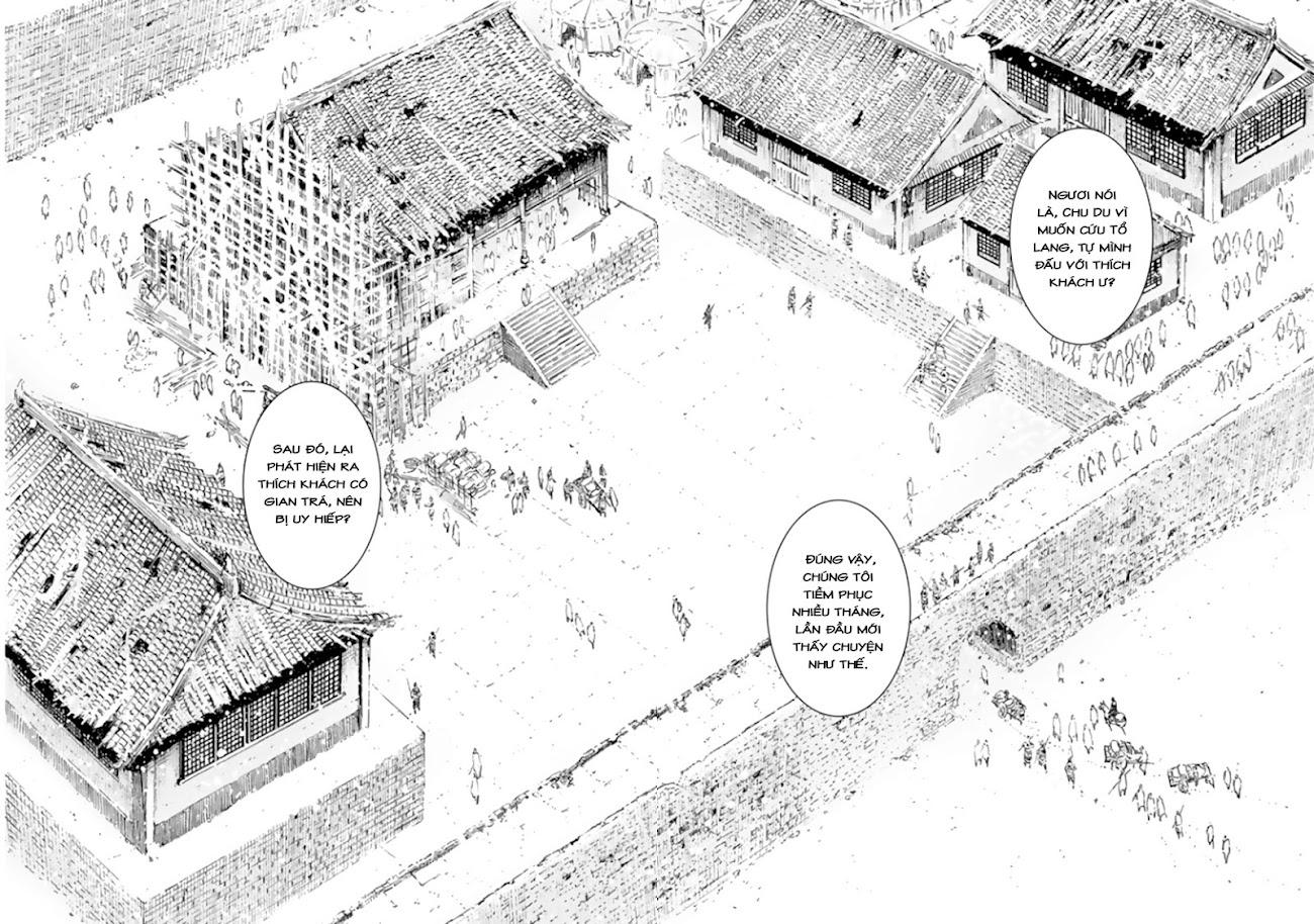 Hỏa phụng liêu nguyên Chương 495: Chu Du chi ngu trang 8