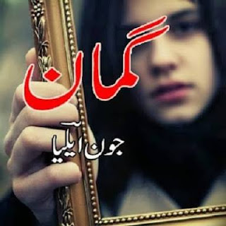 Guman By Jaun Elia Poetry Book Pdf Download