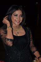 Sakshi Agarwal looks stunning in all black gown at 64th Jio Filmfare Awards South ~  Exclusive 035.JPG