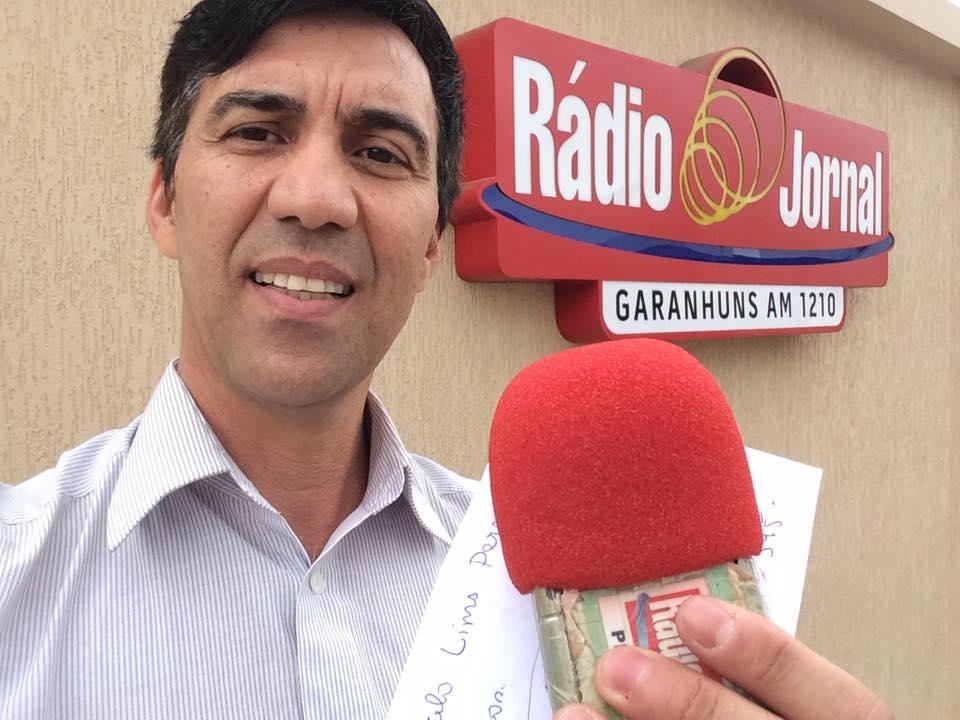Image result for RADIO JORNAL AURIMAR FERREIRA