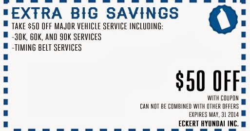 Hyundai 30000 mile service cost
