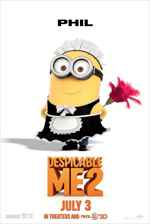 Despicable Me 2 | Film Bioscoop