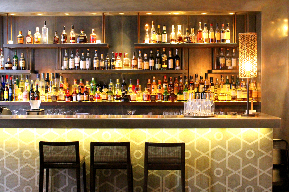 Quilon bar, Michelin-starred Indian restaurant in Victoria, London - UK lifestyle blog