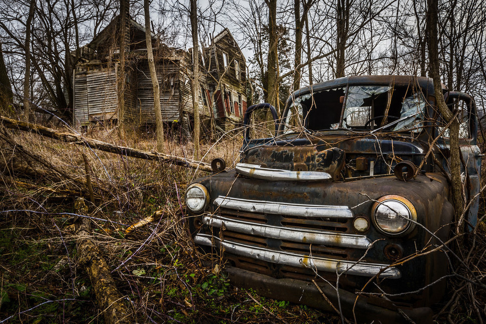 Belos Ou Assustadores Os 38 Lugares Abandonados Mais
