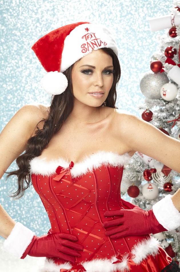 Christmas Babes.Christmas Charming Babes Girls For Christmas Santa