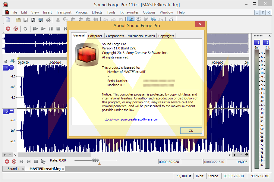 Sound forge free download full version free download