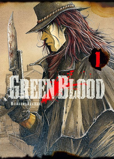 Green Blood - tome 1