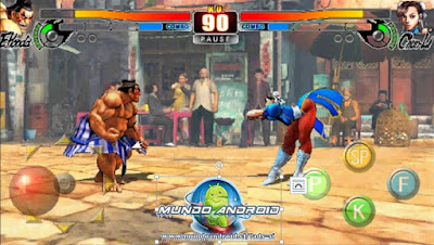 Street Fighter IV Gameplay
