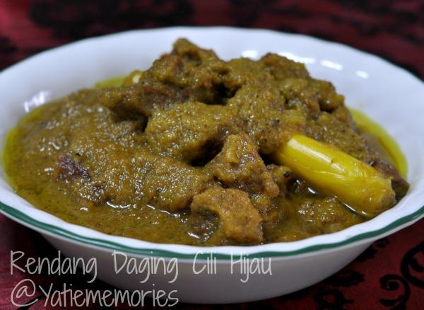 Resepi Rendang Daging Chef Ismail Resepi Merory Sedap Betul