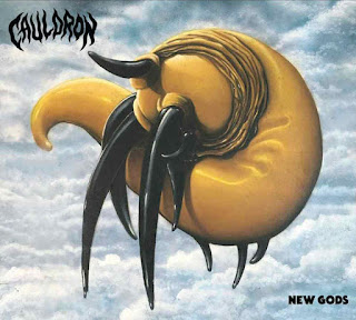 """Το τραγούδι των Cauldron """"Letting Go"""" από τον δίσκο """"New Gods"""""""