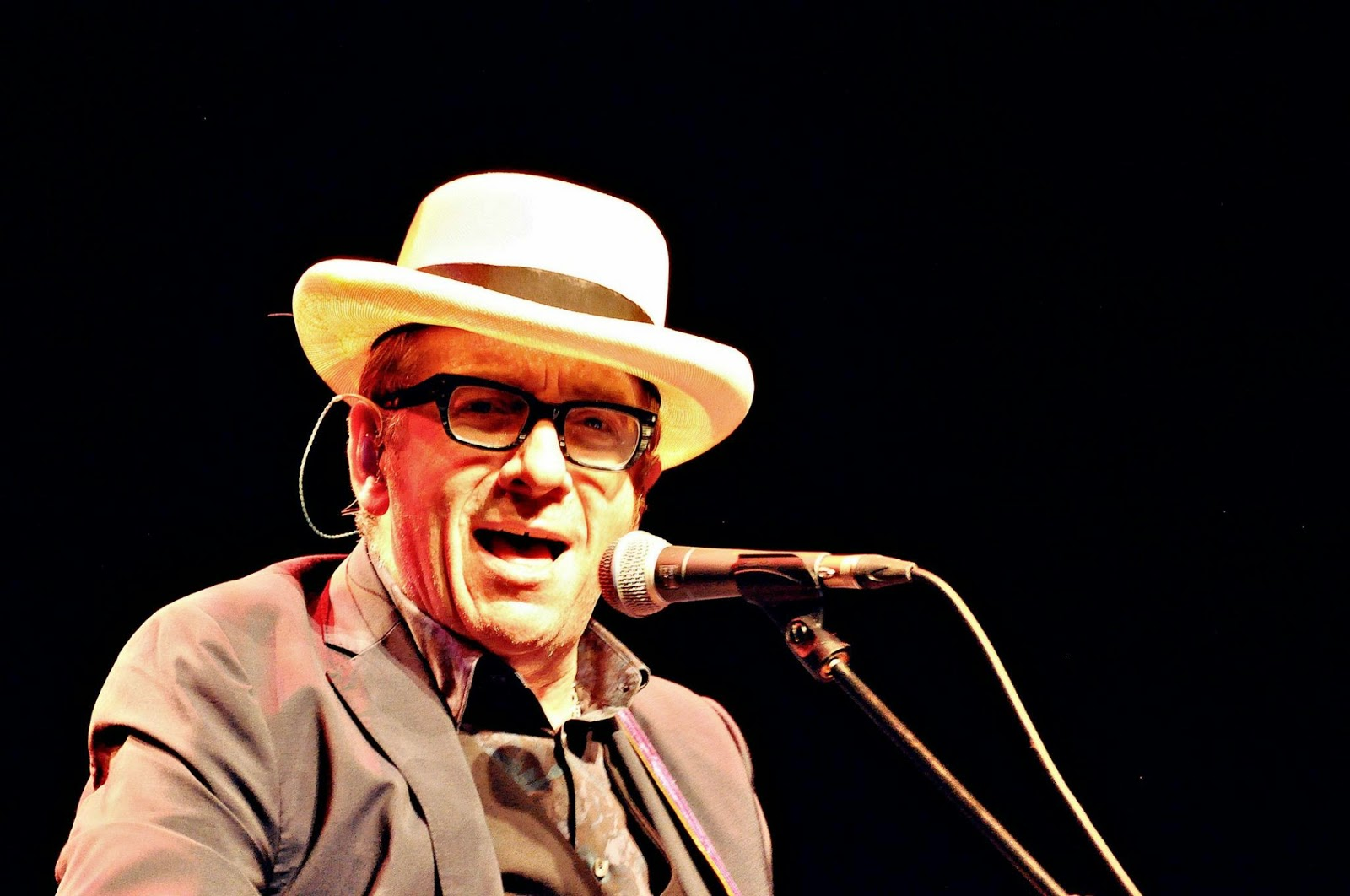 Elvis Costello Stuttgart 14102014