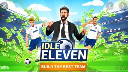 Idle Eleven Idle Eleven – Be a millionaire soccer tycoon Apk Free on Android Game Download
