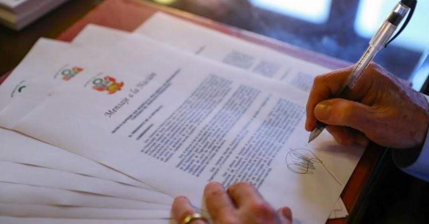 Presidente Kuczynski dará Mensaje a la Nación por Fiestas Patrias este 28 de Julio a las 10:30 horas