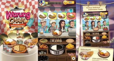 Warung Chain: Go Food Express Mod Apk