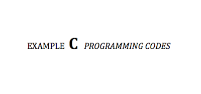 c programming Codes in PDF