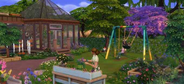 screenshot-2-of-sims-4-seasons-pc-game