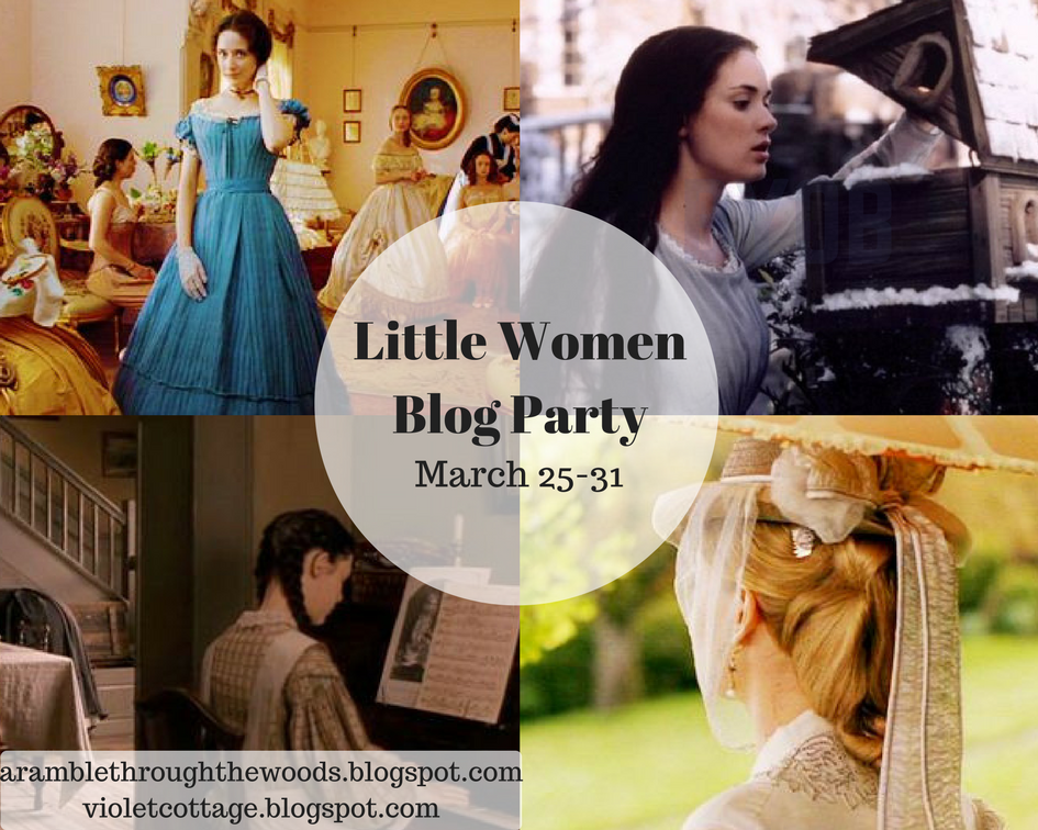 Little Women Blog Party!