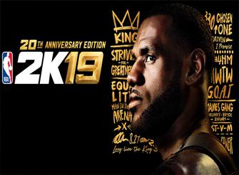 NBA 2K19 [Full] [Español] [MEGA]